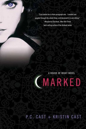Book Review: Marked by P.C and Kristin Cast