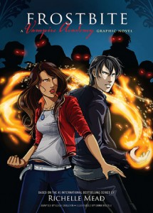 Frostbite: The Graphic Novel by Richelle Mead, Emma Vieceli and Leigh Dragoon