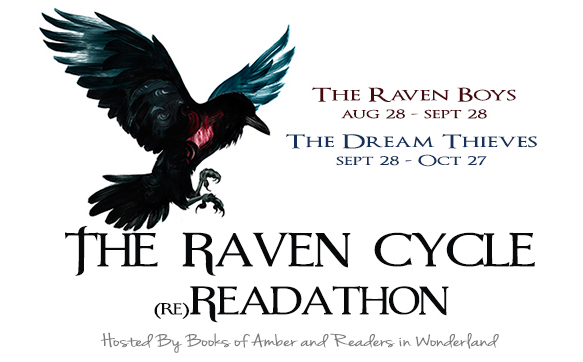 raven cycle readalong