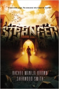 Stranger by Rachel Manija Brown & Sherwood Smith