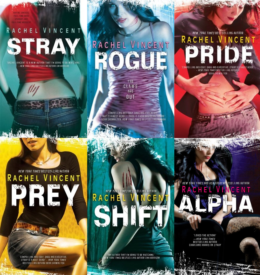 shifters series