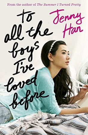 The boys i loved before book series