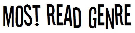 most read genre