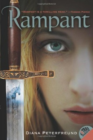 Mini Review: Rampant by Diana Peterfreund