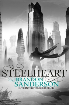 Mini Review: Steelheart by Brandon Sanderson