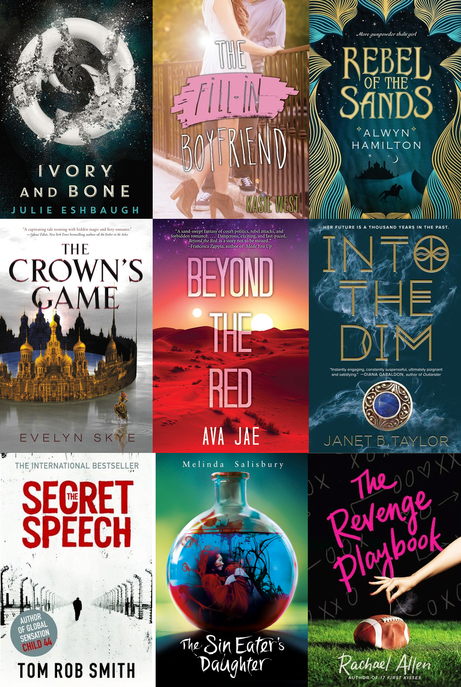 24 hour readathon tbr