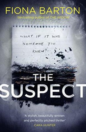 The Suspect by Fiona Barton