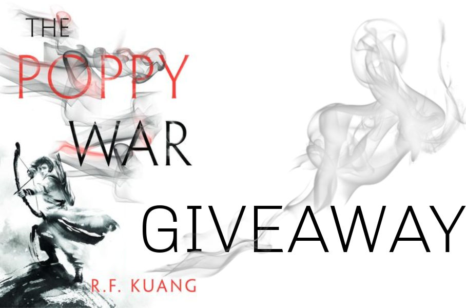 The Poppy War Giveaway