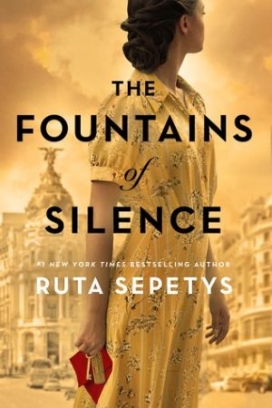 Review: The Fountains of Silence by Ruta Sepetys