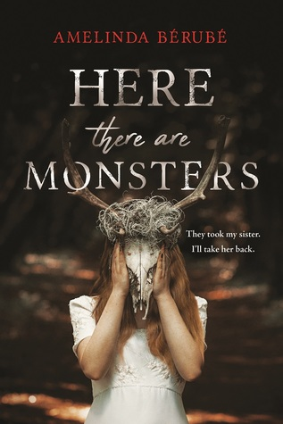 here there are monsters cover