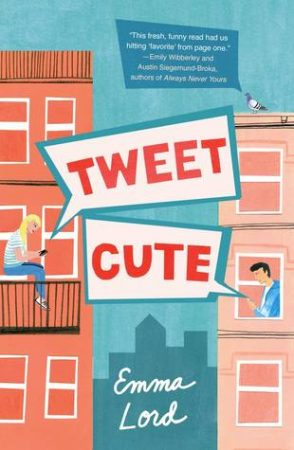 Book Review: Tweet Cute by Emma Lord
