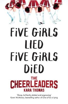 Book Review: The Cheerleaders by Kara Thomas