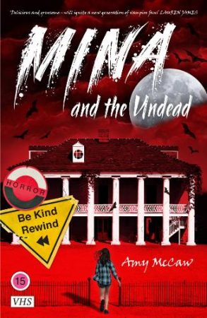 Book Review: Mina and the Undead by Amy McCaw