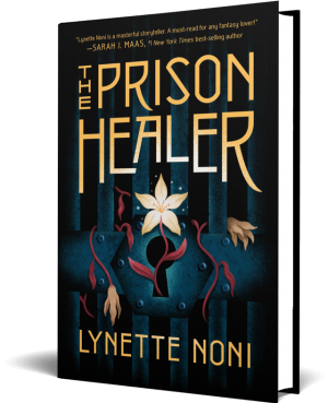 Book Review: The Prison Healer by Lynette Noni