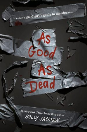 Book Review and Playlist: As Good As Dead by Holly Jackson