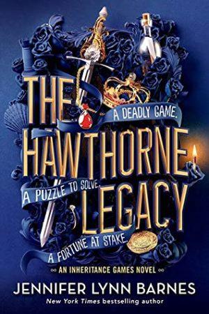 Book Review: The Hawthorne Legacy by Jennifer Lynn Barnes